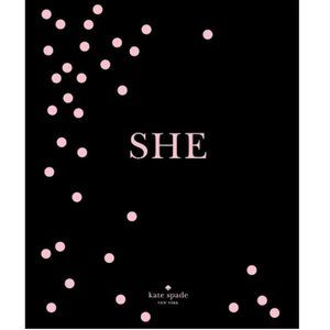 Kate Spade New York: SHE: muses, visionaries and madcap heroines (Hardcover)